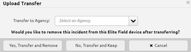Elite Transfer Options
