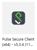Pulse Secure SW Center Icon